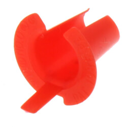 "3/8"" Plastic Anti-Short Bushing (Box of 100) Product Image"