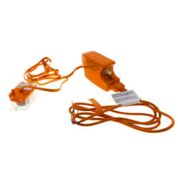 Aspen Maxi Orange Universal Voltage Mini Split Condensate Pump Kit (Above Ceiling or Inside Line Hide Install) (100-250V) Product Image