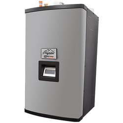 Aspen Firetube 69,000 BTU High Efficiency Wall Hung Condensing Gas Fired Boiler Product Image