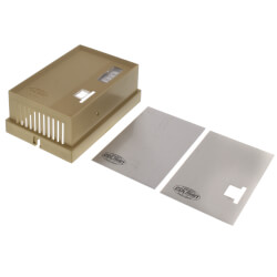 Plastic Thermostat Cover for TC-1101, TK-1101 Product Image