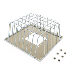 Wire Guard with Steel Base Plate Product Image