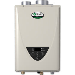 190,000 BTU Non-Condensing Ultra-Low NOx Indoor Tankless Water Heater (NG/LP) Product Image
