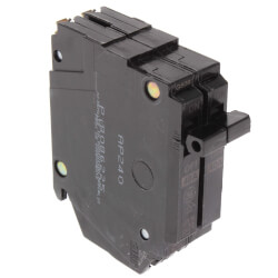 Circuit Breaker, 40 A - 2 Pole - G.E. THQP 240 Product Image