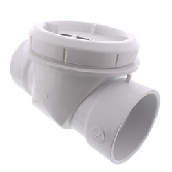 "4"" PVC Backwater Valves Product Image"