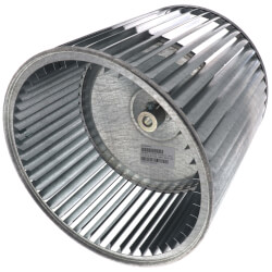 "10"" x 10"" CW Blower Wheel (1/2"" Bore) Product Image"