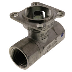 "1/2"" B2 Series, 2-Way, Control Valve, 0.3 Cv Stainless Steel Product Image"
