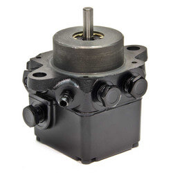 Two Stage Oil Pump<br>(3450 RPM) Product Image