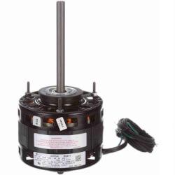 """5-5/8"""" Single Shaft Open Fan/Blower Motor (208 230V, 1050 RPM, 3-Speed) Product Image"""