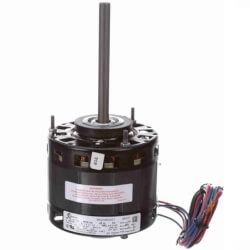 """5"""" 3-Speed Single Shaft Open Fan/Blower Motor (208-230V, 1050 RPM) Product Image"""