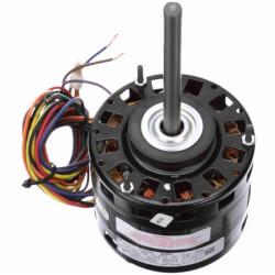 """5"""" 3-Speed Single Shaft Open Fan/Blower Motor (230V, 1075 RPM) Product Image"""