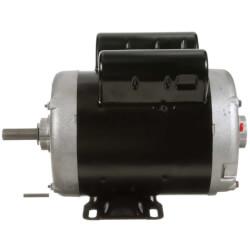 Capacitor Start ODP Rigid Base Motor, 1 HP, 3450 RPM (208-230/115V) Product Image