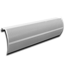 2' Elliptus Baseboard Heater Cover Product Image