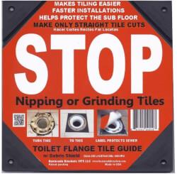 Toilet Flange Tile Guide Product Image