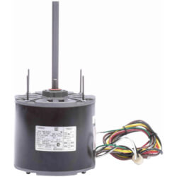 "5-5/8"" Diameter Stock Motor (460V, 1625 RPM, 1/4, 1/6 HP) Product Image"