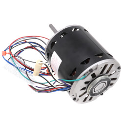 "5-5/8"" High Efficiency Stock Motor (460V, 1100 RPM, 1 HP) Product Image"