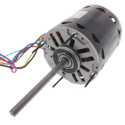 "5-5/8"" Direct Drive Fan/Blower Motor (115V, 1075 RPM, 3-Speed) Product Image"