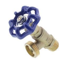 "1/2"" MPT Boiler Drain<br>Male Threaded (Lead Free) Product Image"