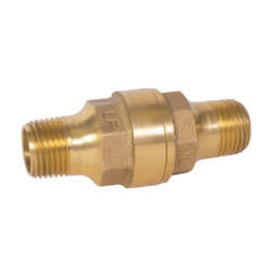 "1/2"" Brass Ball Drip Valve (Lead Free) Product Image"
