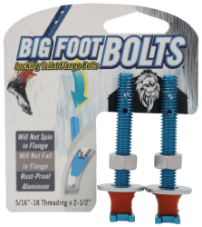 Big Foot Bolts with Bolt Holder Product Image