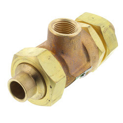 """1/2"""" C x C Backflow Preventor, Lead Free Product Image"""