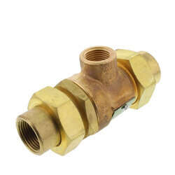 """3/4"""" IPS Backflow Preventor, Lead Free Product Image"""