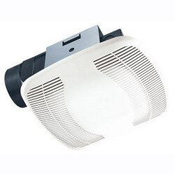 "BFQ90 High Performance Exhaust Fan w/ 4"" Duct<br>(90 CFM) Product Image"