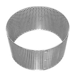 "Ballast Guard, Stainless Steel Adjustable (10"" to 12.5"") Product Image"