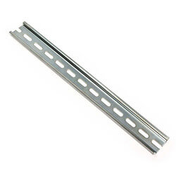 "12"" DIN Mounting Rail Product Image"