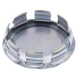 """3/4"""" Steel-Zinc Plated Snap-In Blank Product Image"""