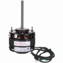 """5"""" Single Shaft Open Fan/Blower Motor (115V, 1050 RPM, 1/8 HP) Product Image"""