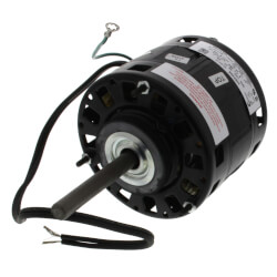 "5"" Single Shaft Open Fan/Blower Motor (115V, 1050 RPM, 1/6 HP) Product Image"