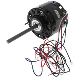 "5"" Single Shaft Fan/Blower Motor (115V, 1050 RPM, 1/5, 1/8, 1/10 HP) Product Image"