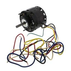 "5"" 4- Spd Fan/Blower Motor (115V, 1050 RPM, 1/5, 1/8, 1/10, 1/15 HP) Product Image"