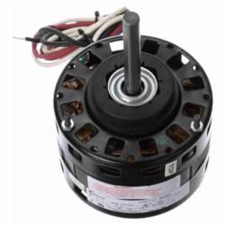 1-Spd Single Shaft Open Fan/Blower Motor (115V, 1050 RPM, 1/8, 1/11 HP) Product Image