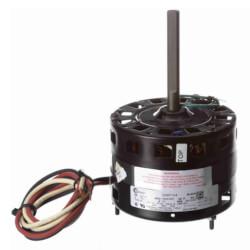 2-Spd Single Shaft Open Fan/Blower Motor (115V, 1050 RPM, 1/8, 1/11 HP) Product Image