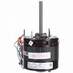 "5"" 3-Speed Fan/Blower Motor (115V, 1075 RPM, 1/4, 1/5, 1/6 HP) Product Image"