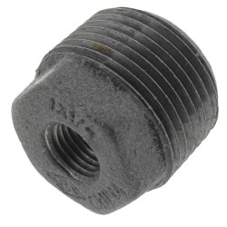 "1"" x 1/4"" Black Bushing Product Image"