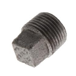 """3/8"""" Black Plug Product Image"""