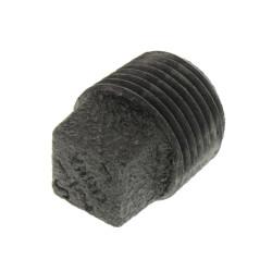 """1/2"""" Black Plug Product Image"""