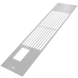White Slotted Grille<br>for K42 Product Image