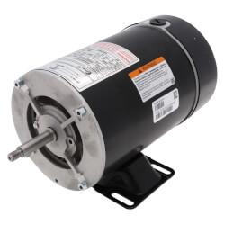 Flex-48 Pool/Spa Motor w/ SS Shaft/Ball Bearing (115V, 3450 RPM, 1 HP) Product Image