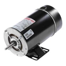 Flex-48 Pool/Spa Motor w/ SS Shaft/Ball Bearing 1-1/2 HP 230/115V, 3450 RPM Product Image