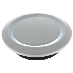 """6"""" Adjustable Round Grille for TD-150 Product Image"""