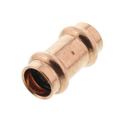 "1/2"" Press Copper Coupling Product Image"