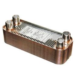175,000 BTU/Hr Hydronic BPX Brazed Plate Heat Exchanger w/ Mount Tabs Product Image