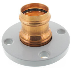 "1"" Press x 150 PSI Flange Product Image"