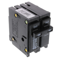 2-Pole Eaton Interchangeable Circuit Breaker (30A, 120/240V) Product Image