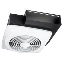 """Model 502 10"""" Side Discharge Ventilation Fan (270 CFM) Product Image"""