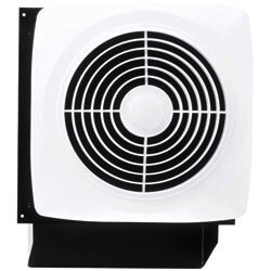 "508, 10"" Direct Discharge Vent Fan (270 CFM) Product Image"
