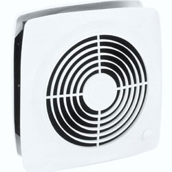 "Model 510, 10"" Room-to Room Ventilation Fan<br>(380 CFM) Product Image"